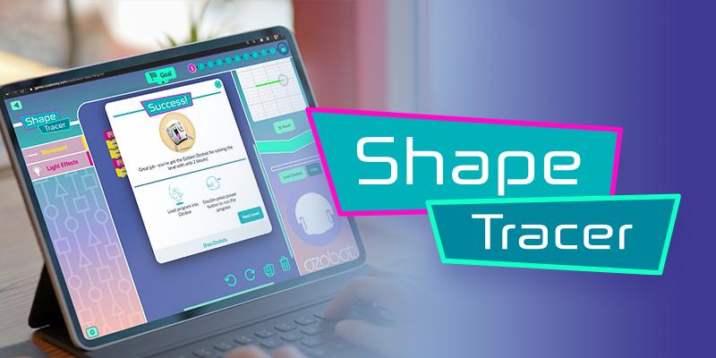 ShapeTracer: Ozobot's robot simulator